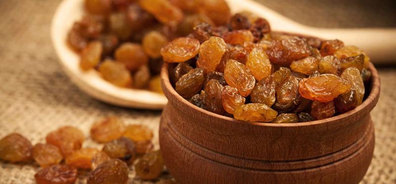 beneficios de las pasas de uva