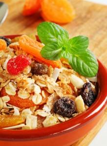 desayuno-con-pasas-de-uva
