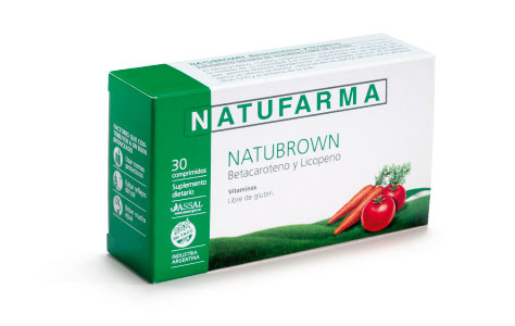 Natubrown-betacaroteno