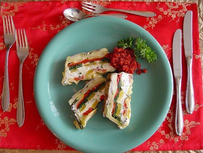 cena saludable de navidad