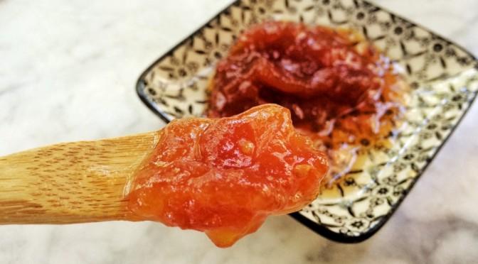 Resultado de imagen para mermelada de peras y pimiento