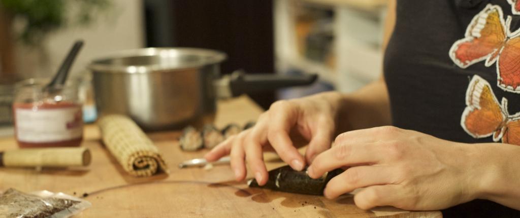 preparacion receta tekka
