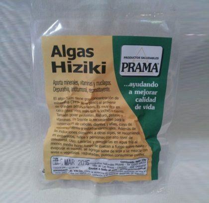 Algas Prama Hiziki 1 unidad 10gr
