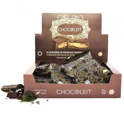 Chocoleit-Alfajor-Chocolate-Negrox12-unidades